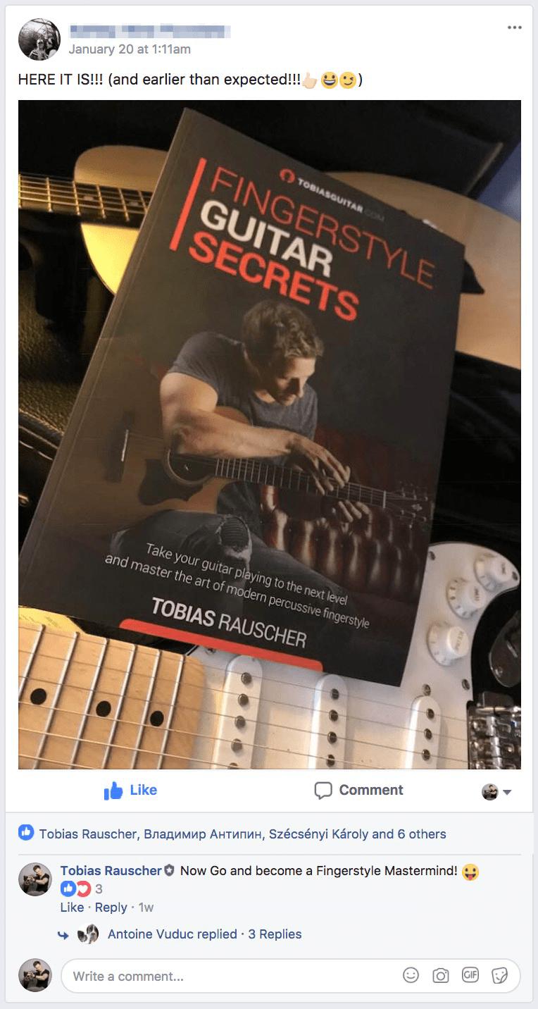 Fingerstyle Guitar Secrets - Fingerstyle Guitar Secrets